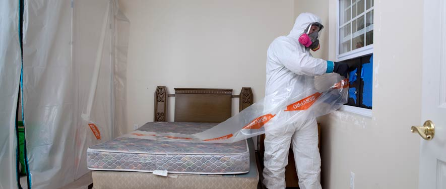 Allen, TX biohazard cleaning