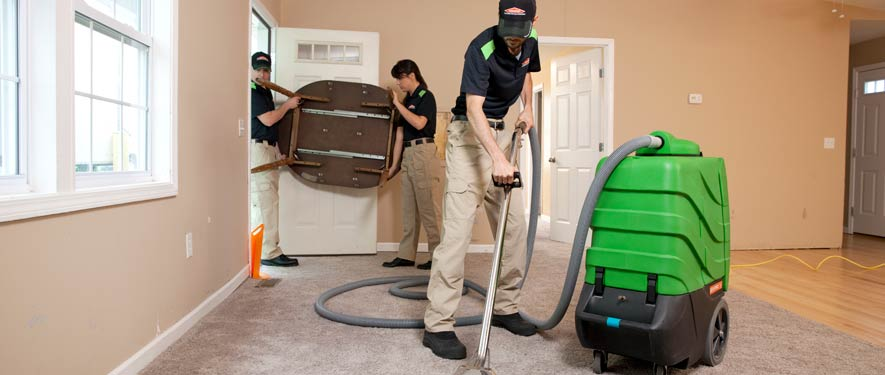 Mckinney, TX residential restoration cleaning